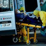 COVID-19 за сутки унес в Испании жизни 288 человек