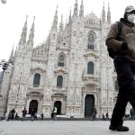 В Италии число новых случаев заражения коронавирусом за сутки возросло на 1 367
