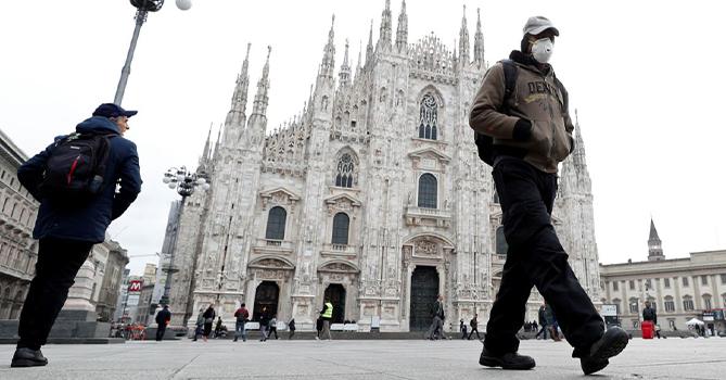 Итальянцы рассказали, туристов из каких стран не хотят принимать летом