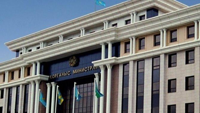 Минобороны Казахстана опровергло слухи о мобилизации военнообязанных