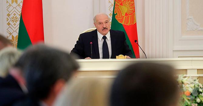 Александр Лукашенко высказал опасения по поводу будущего Беларуси