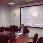 МГ ОБСЕ приняла заявление по итогам встречи глав МИД Азербайджана и Армении