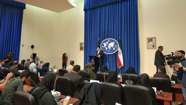 МИД Ирана назвал первую транзакцию через INSTEX хорошим знаком