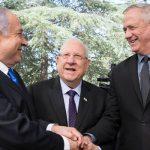 В Израиле подписали соглашение о создании правительственной коалиции