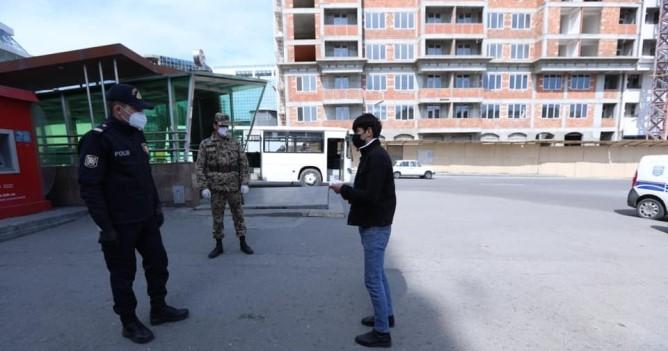 В Азербайджане за нарушение карантина арестованы 6 человек