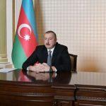 Ильхам Алиев о ситуации с коронавирусом и принятых мерах