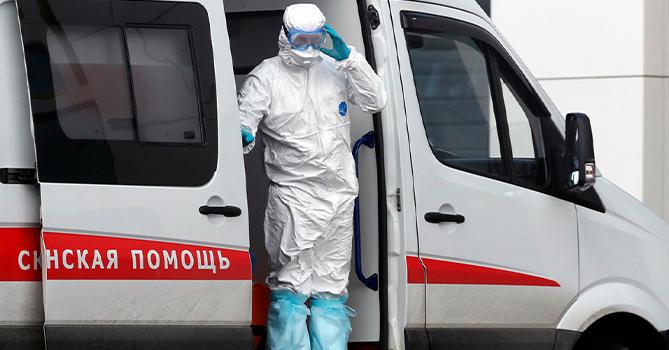 В России из-за коронавируса под меднаблюдением остаются почти 200 тыс. человек