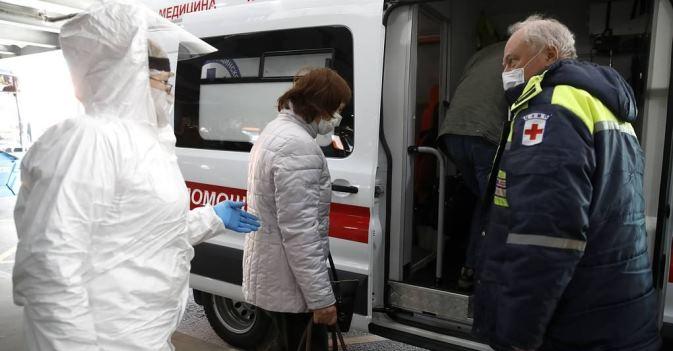 В России выявили 5394 новых случая заражения коронавирусом