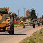 В Сирии состоялось очередное совместное патрулирование Турции и России