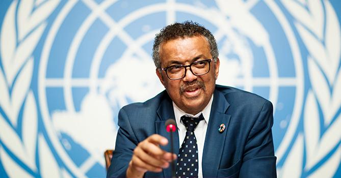 Глава ВОЗ призвал мировое сообщество усилить борьбу с диабетом