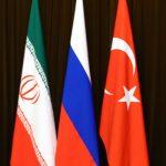 22 апреля Турция, Россия и Иран проведут онлайн-встречу по Сирии