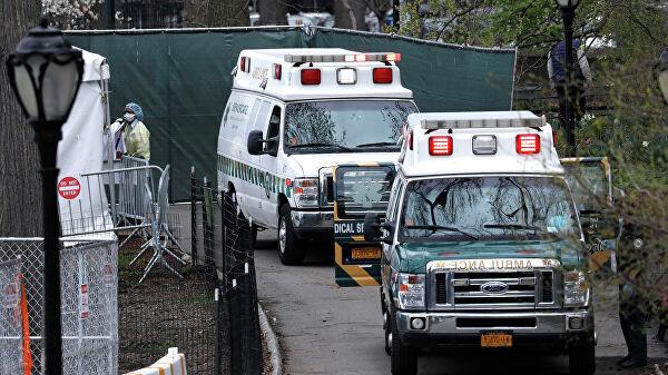 В США за сутки выявили более 61352 случаев заражения коронавирусом