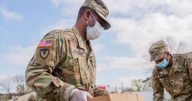 Число заражений коронавирусом среди военнослужащих США на юге Японии достигло 66