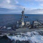 COVID-19 обнаружен у 64 членов экипажа USS Kidd ВМС США