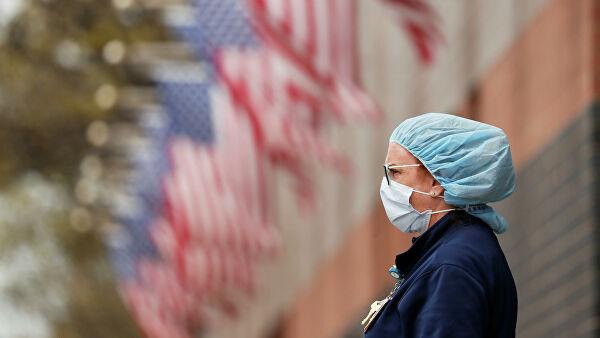 В США число жертв COVID-19 превысило 100 тысяч