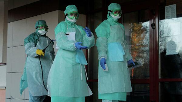 Коронавирус в Италии демонстрирует спад