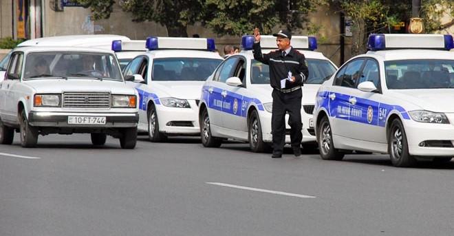 В Азербайджане не будут оштрафованы автомобили, срок техосмотра которых истечет в период карантина