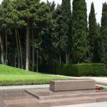 Ильхам Алиев и первая леди посетили могилу Гейдара Алиева