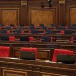 В Армении фракция оппозиционной партии бойкотировала голосование в парламенте