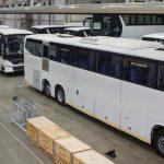 Общественный транспорт в Азербайджане приостанавливает работу на два дня