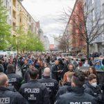 Власти Берлина запретили митинг противников коронавирусных ограничений