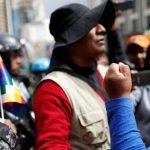 В Боливии более 200 полицейских и военнослужащих заболели COVID-19
