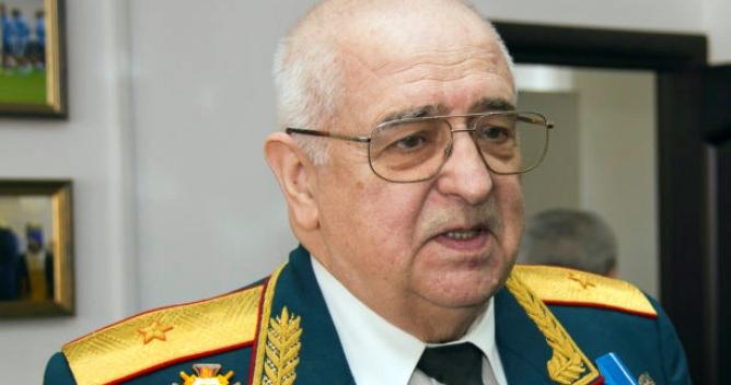 Вцентре Москвы найден мертвым генерал-майор ФСБ