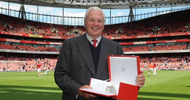 Президент «Арсенала» покинул клуб