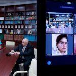 Деятельность диаспорских организаций в России обсудили на видеоконференции