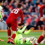 Робертсон об ударе Месси по голове: «Неуважительно по отношению к лучшему игроку в истории. Я жалею»