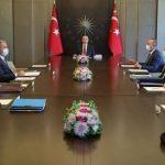 Эрдоган созвал совещание по Сирии, Ираку и Ливии
