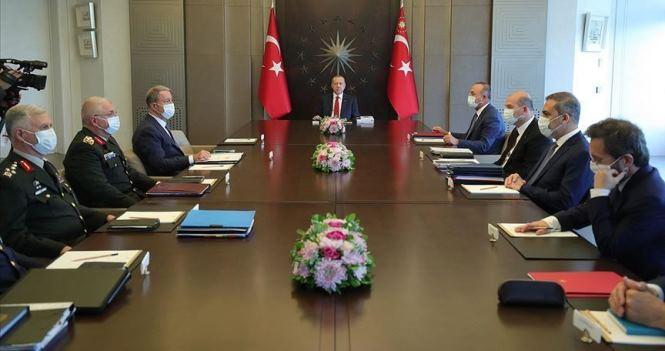 Эрдоган созвал Совбез по Ливии и Сирии