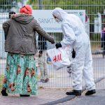 Коронавирус распространяется в общежитиях для беженцев в Германии