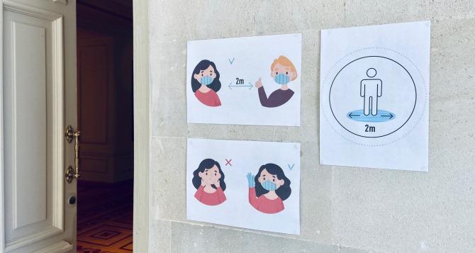 Шедевры на дистанции: новые правила посещения Азербайджанского музея искусств