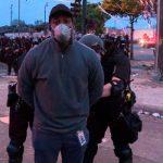 В Миннеаполисе полиция задержала съемочную группу CNN