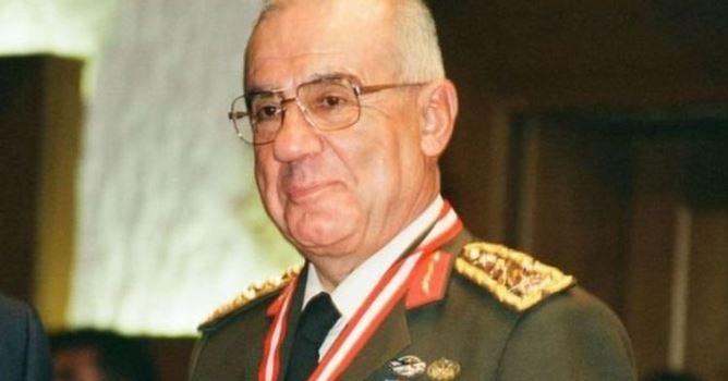 Скончался бывший начальник Генштаба ВС Турции