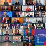На борьбу с пандемией конференция доноров собрала 7,4 млрд евро