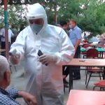 За последние сутки в Азербайджане выявлено еще 583 случая заражения коронавирусом