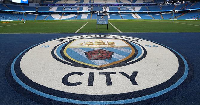 Фанаты «Ман Сити» вывесят в городе баннеры об УЕФА