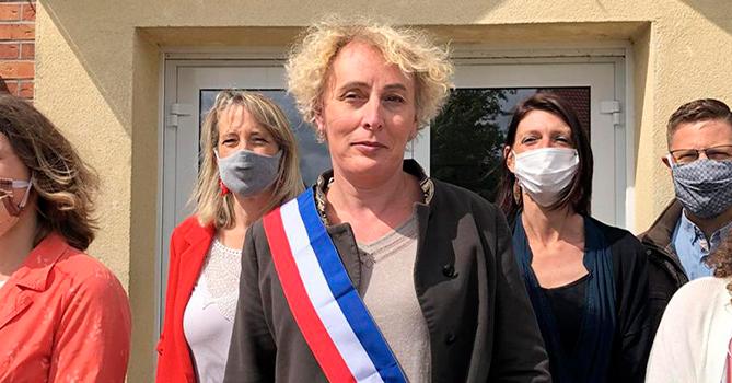Во Франции мэром города впервые избрали женщину-трансгендера