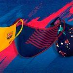 «Барселона» начала продавать многоразовые маски за 18 евро