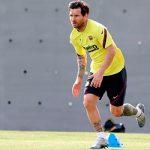 «Барселона» возобновила тренировки на базе