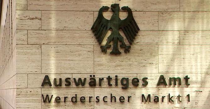 В Германии посла РФ вызвали в МИД