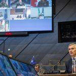 Главы Генштабов стран НАТО провели первое онлайн-заседание