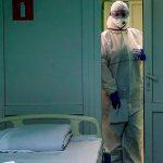 В России второй день подряд фиксируется пиковый прирост смертей