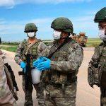 В Идлибе состоялось очередное совместное патрулирование Турции и России