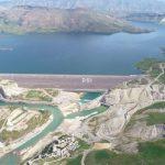 Эрдоган запустил ГЭС на крупнейшем водохранилище на реке Тигр