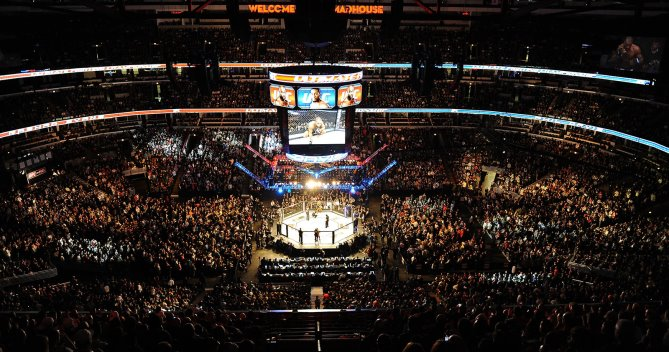 UFC усилил требования допуска участников на турнир в Лас-Вегасе