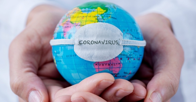 Число случаев COVID-19 в мире превысило 6,6 млн