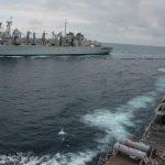 Корабли ВМС США впервые за 30 лет вошли в Баренцево море